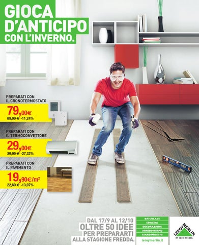 Leroy Merlin Italia Online Volantino Offerte In Corso By Brochures