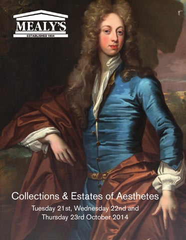 b447de175c32 Collections and Estates of Aesthetes by MEALYS - issuu