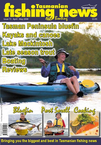 d1d576f93ff Tasmanian Fishing and Boating News Issue 073 2008 April by Stevens ...
