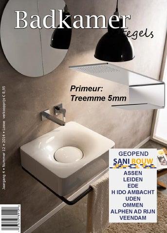 Badkamer En Tegels Magazine Nummer 48