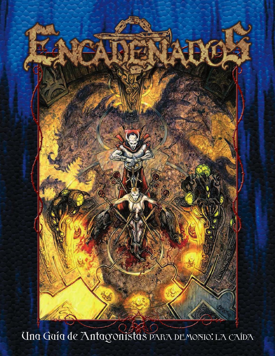 Demonio Encadenados by Auron D Black - issuu
