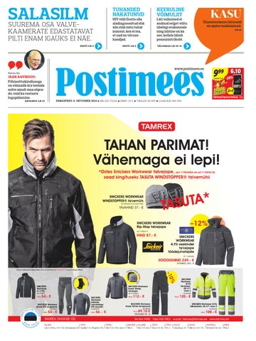 be5fb71bd27 Postimees 06 10 2014 by Postimees - issuu