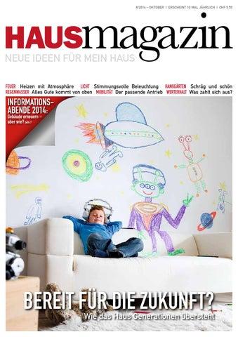 Hausmagazin Oktober 2014 By Haus Magazin Issuu
