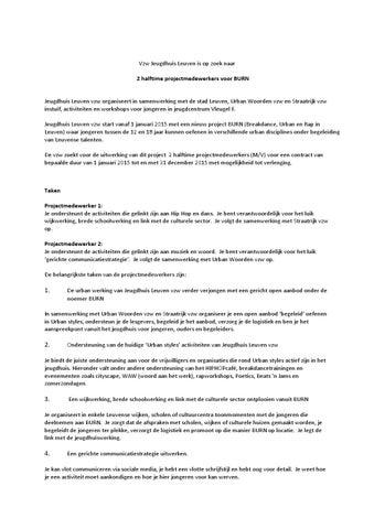 sollicitatiebrief projectmedewerker Motivatiebrief Projectmedewerker | gantinova sollicitatiebrief projectmedewerker