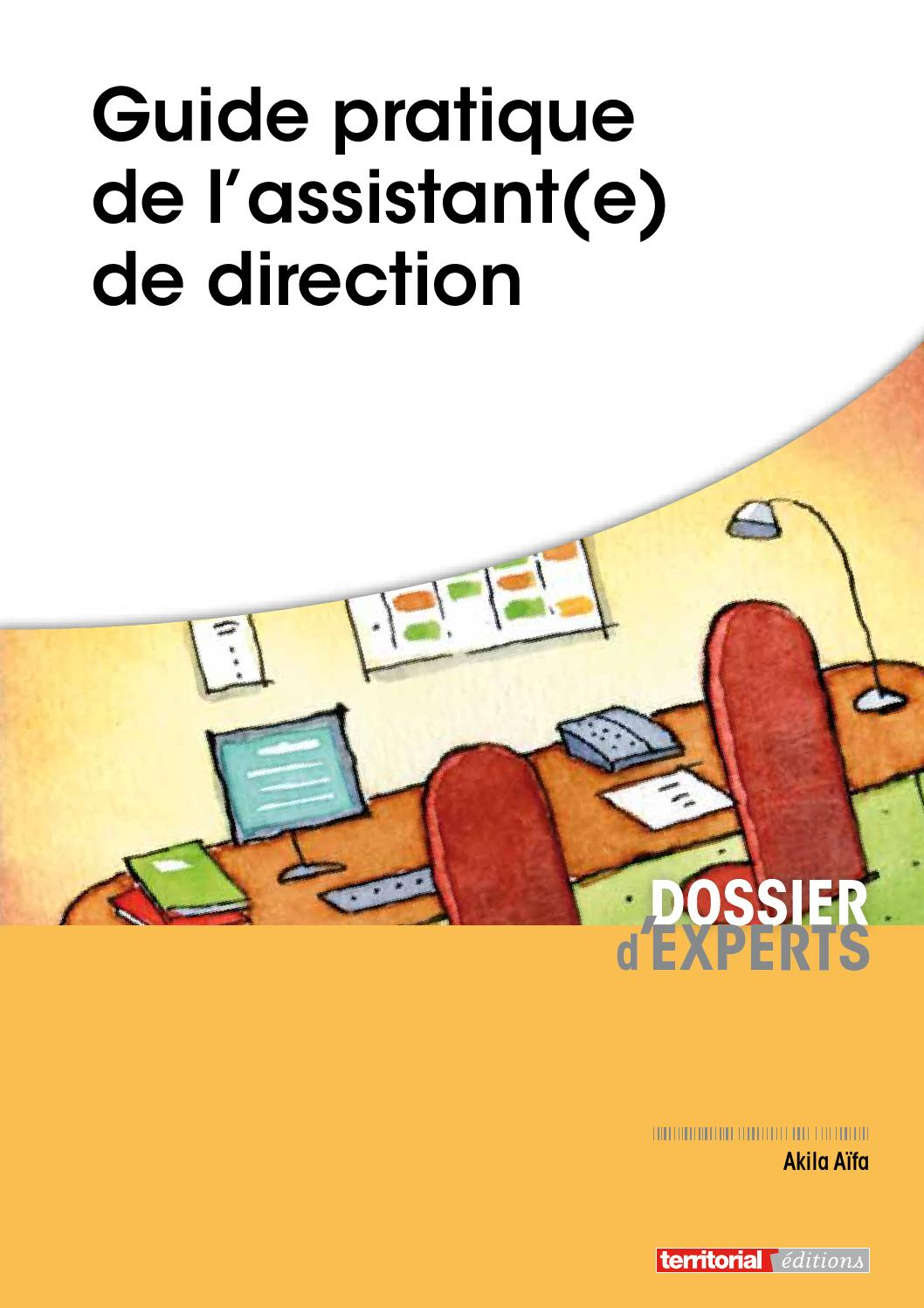 guide pratique de l 39 assistant e de direction by infopro digital issuu. Black Bedroom Furniture Sets. Home Design Ideas