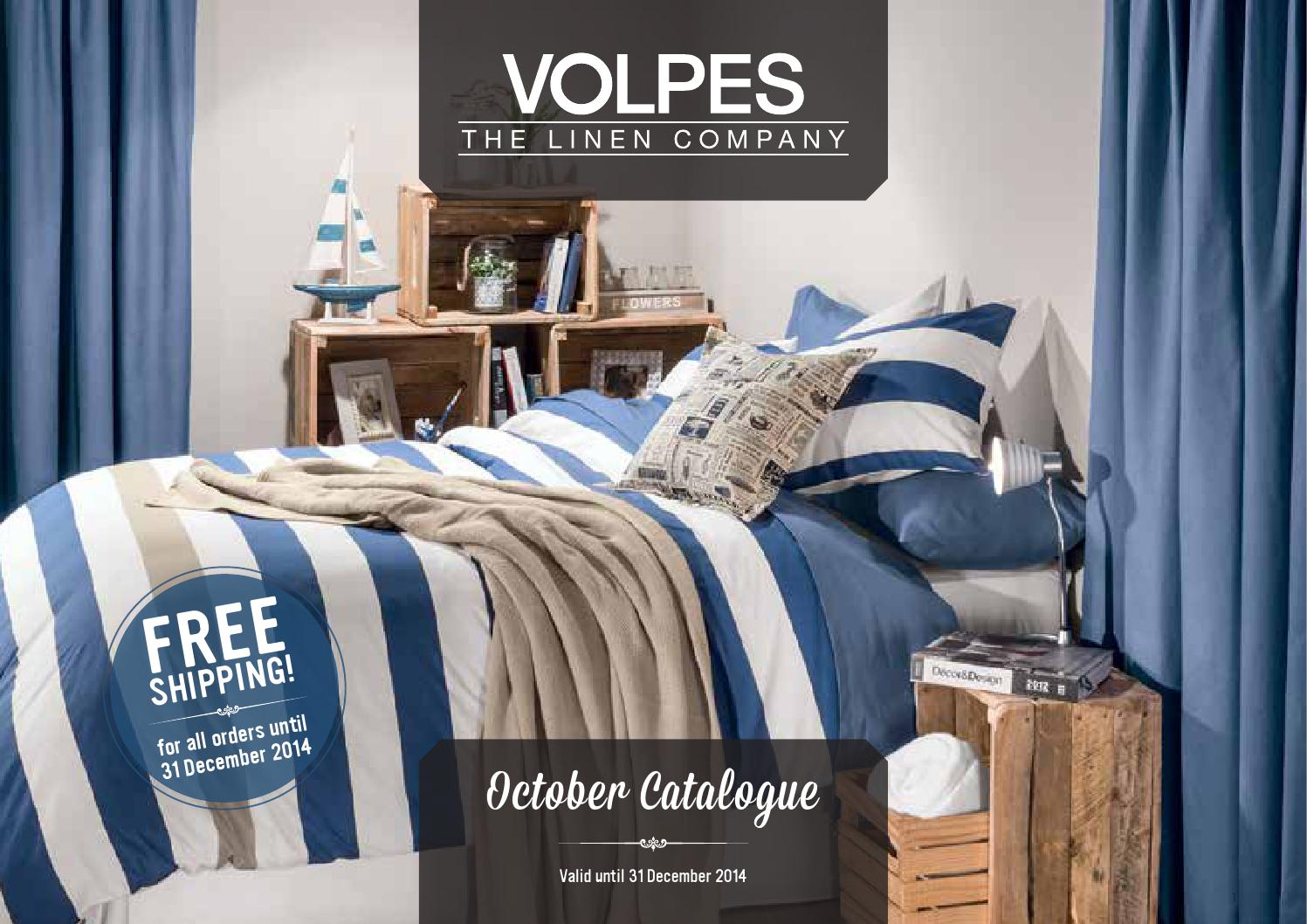 Volpes Catalogue October 2014 By Volpes Issuu
