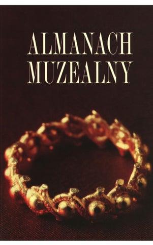 8710c7fc61a04 Almanach Muzealny tom 1 (1997) by Muzeum Warszawy - issuu