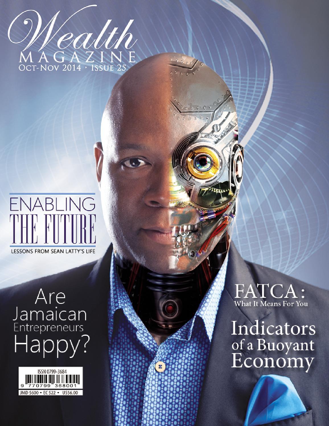 Wealth Mag i25 by Wealth Magazine Ja #1 Business Publication - issuu