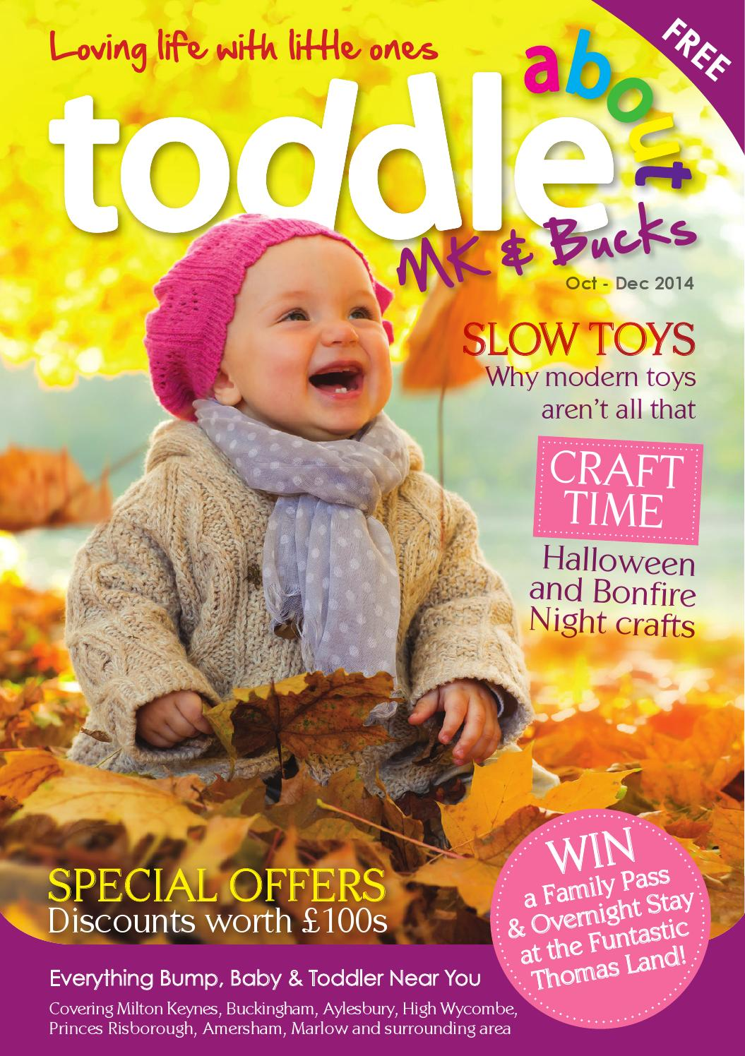 4b6ab0fa6d19 Toddle About MK & Bucks Oct - Dec 2014 by Toddle About - issuu