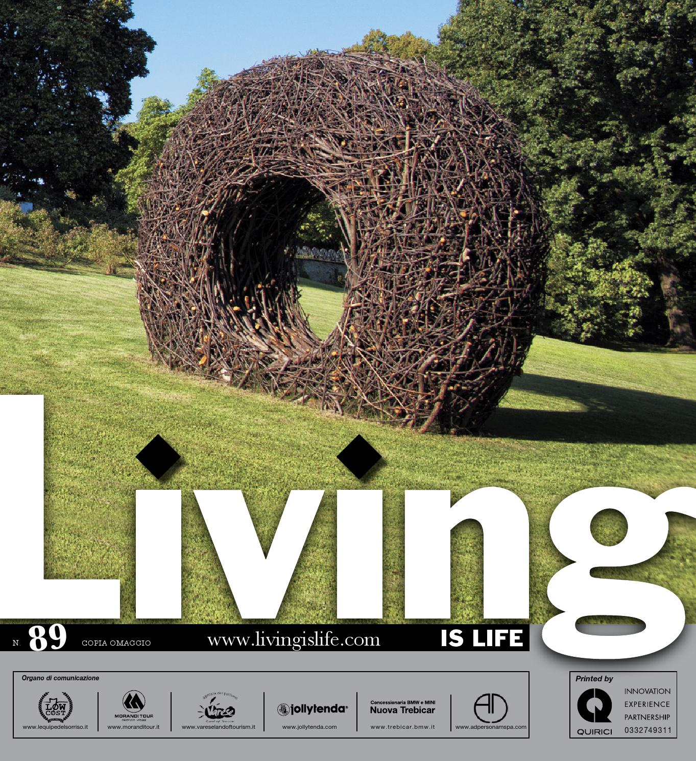 fdbe346f5088 Living is Life 89 by Living Is Life - issuu