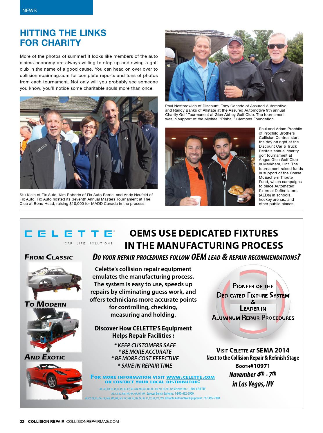 Collision Repair 13 5 October 2014 By Media Matters Issuu