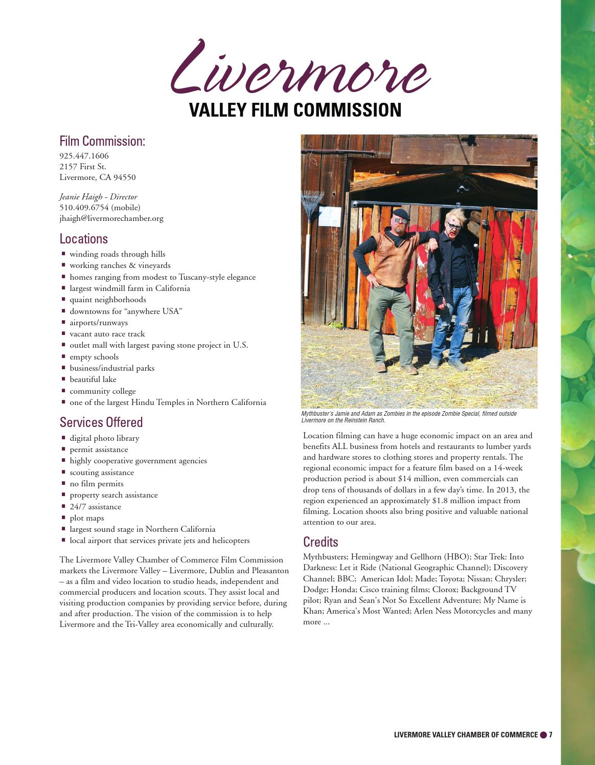 Livermore Valley CA Community Guide by Townsquare