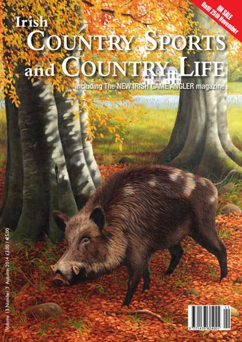 Country Sports And Country Life Autumn 2014 By Bluegator Creative