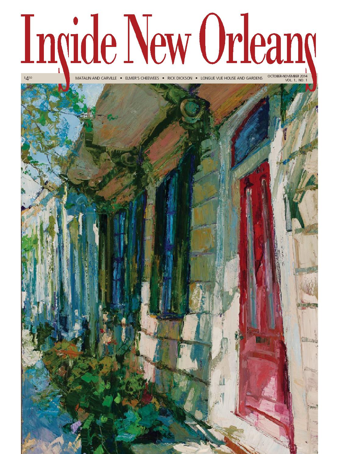 October-November 2014 Issue of Inside New Orleans by Inside Publications -  issuu 3a840da4a8fe