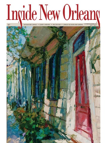 October-November 2014 Issue of Inside New Orleans by Inside ... eac3934885498