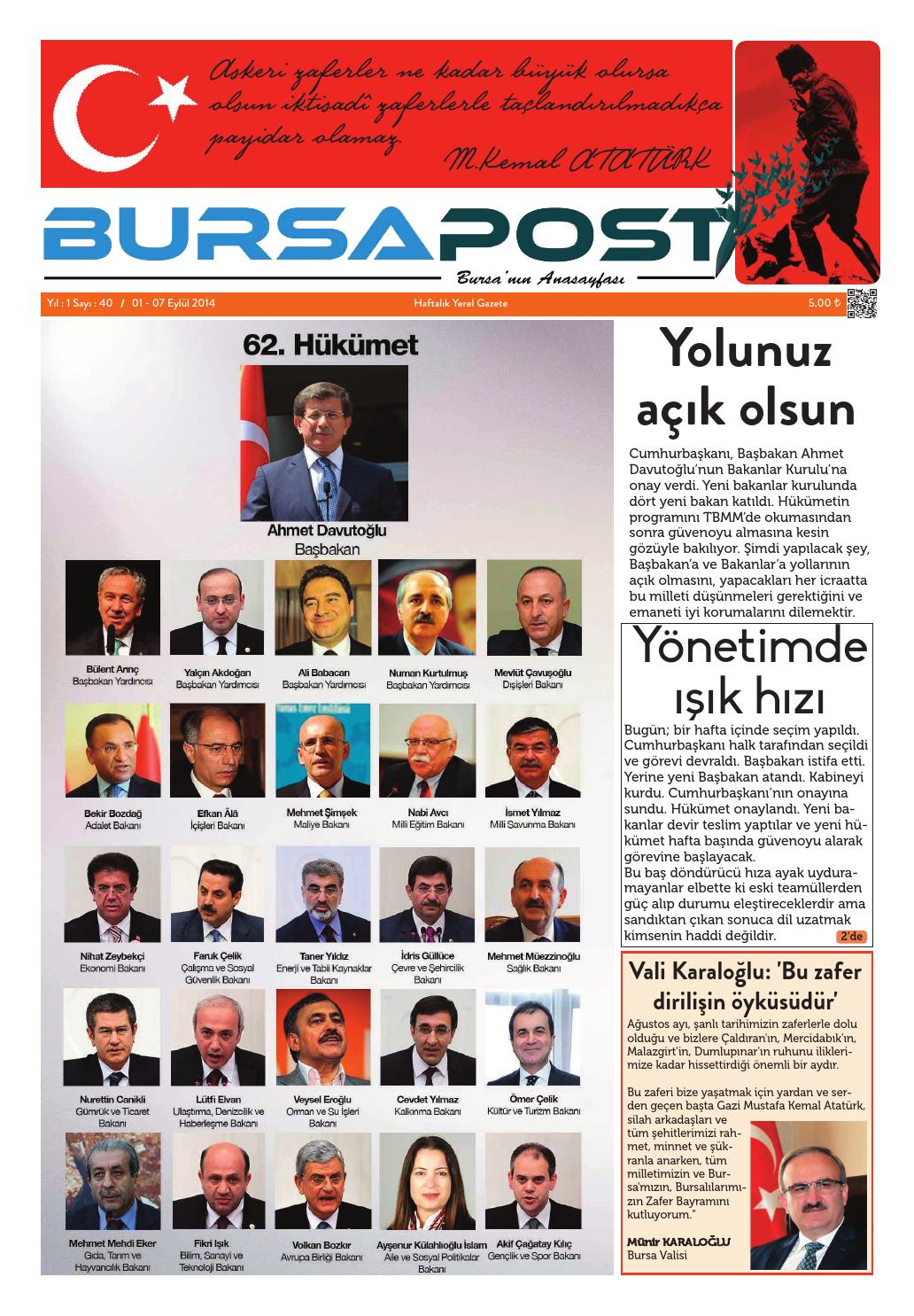 Bursapost sayı 40 by BURSAPOST - issuu
