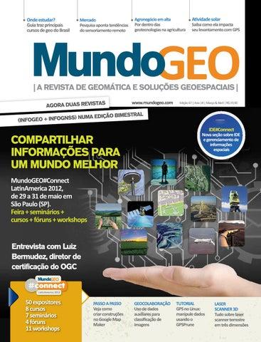 b4498d98b16 Revista MundoGEO 67 by MundoGEO - issuu