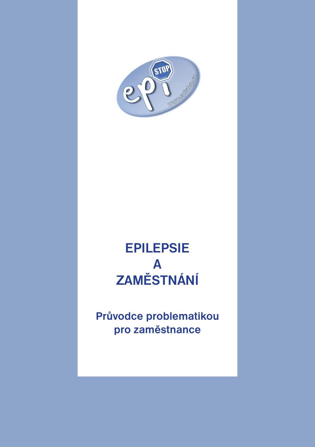 webová stránka pro epilepsii