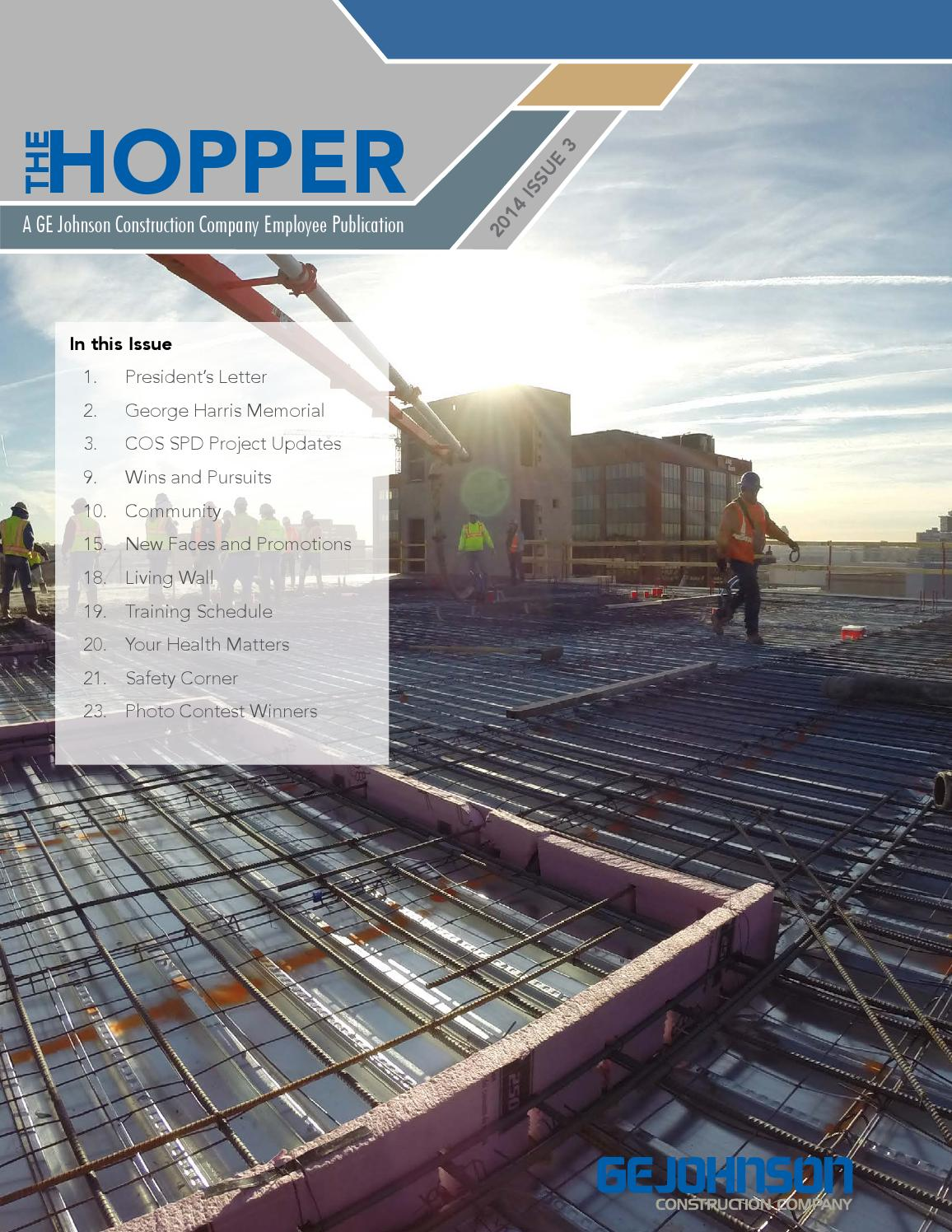 3 Olive Hoppers SPD100