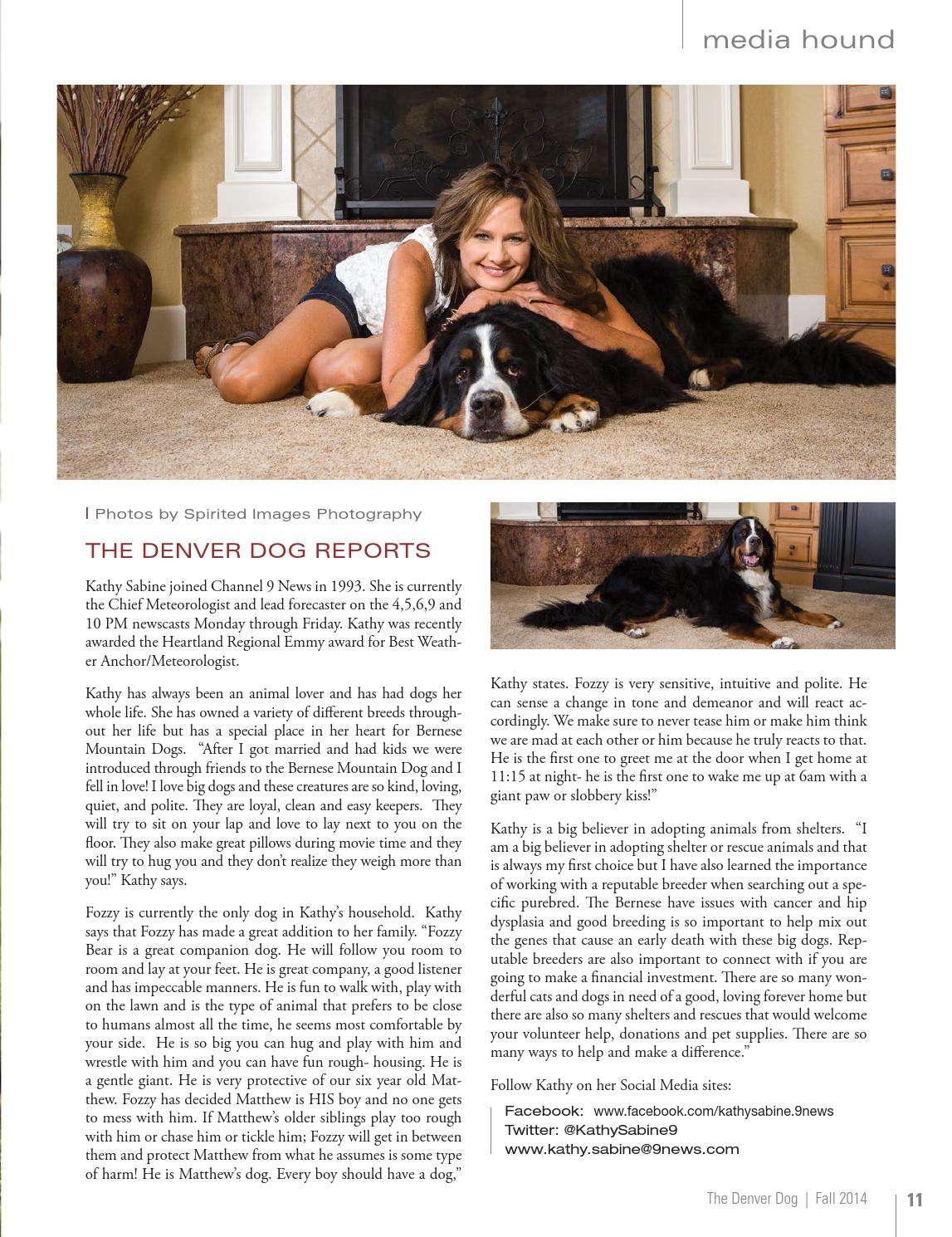 The Denver Dog Fall 2014 by Danielle Lewis - issuu
