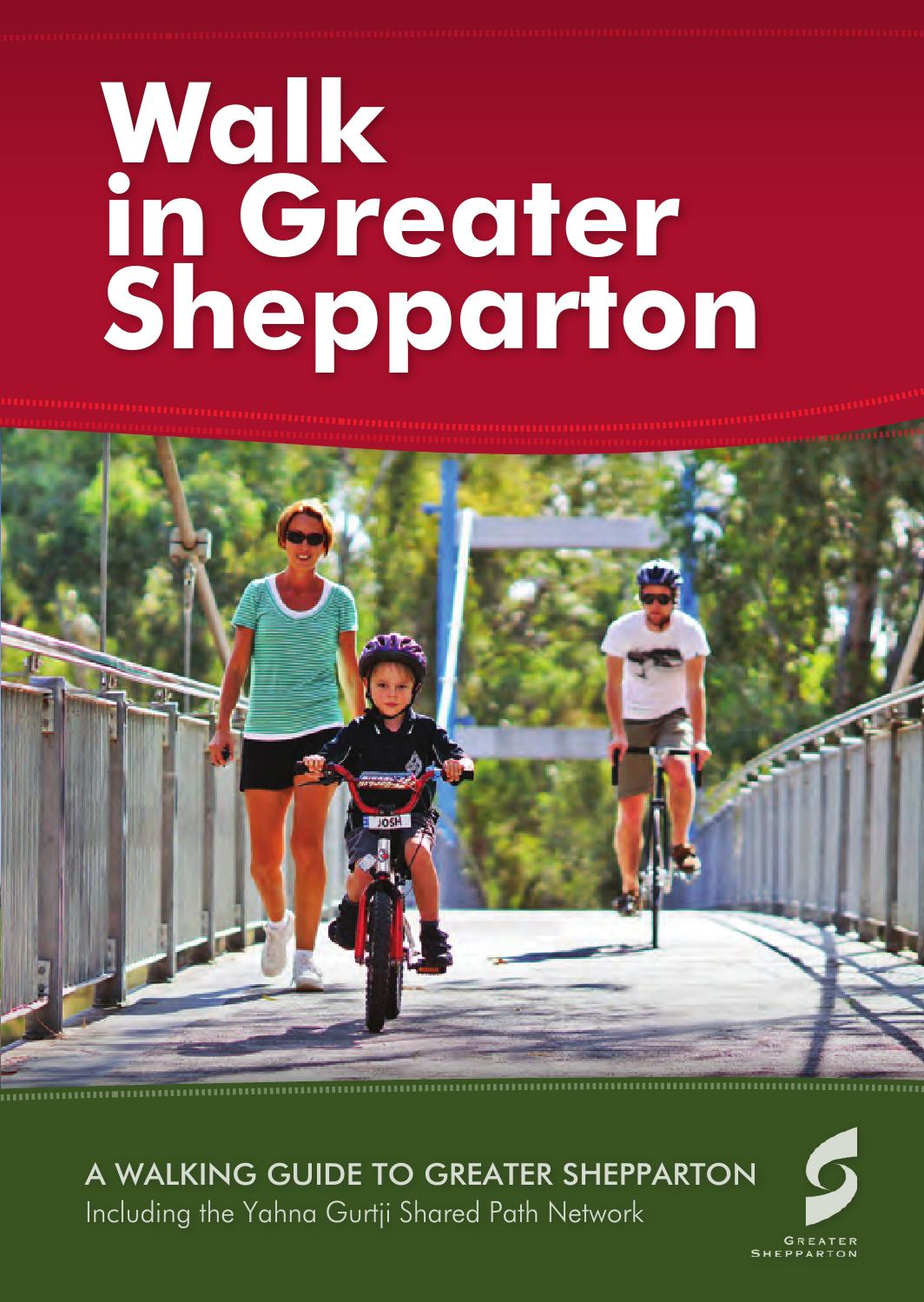Kinder Garden: Walk In Greater Shepparton By Greater Shepparton City