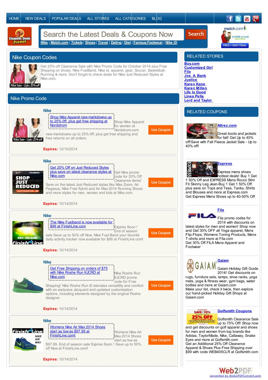 outlet store 9c1bd 20fae Nike coupons code  Nike coupons promo code  Nike Coupon Code  Nike  Coupon Codes