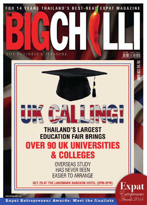 The BigChilli Magazine October 10 by The BigChilli Co., Ltd.   issuu