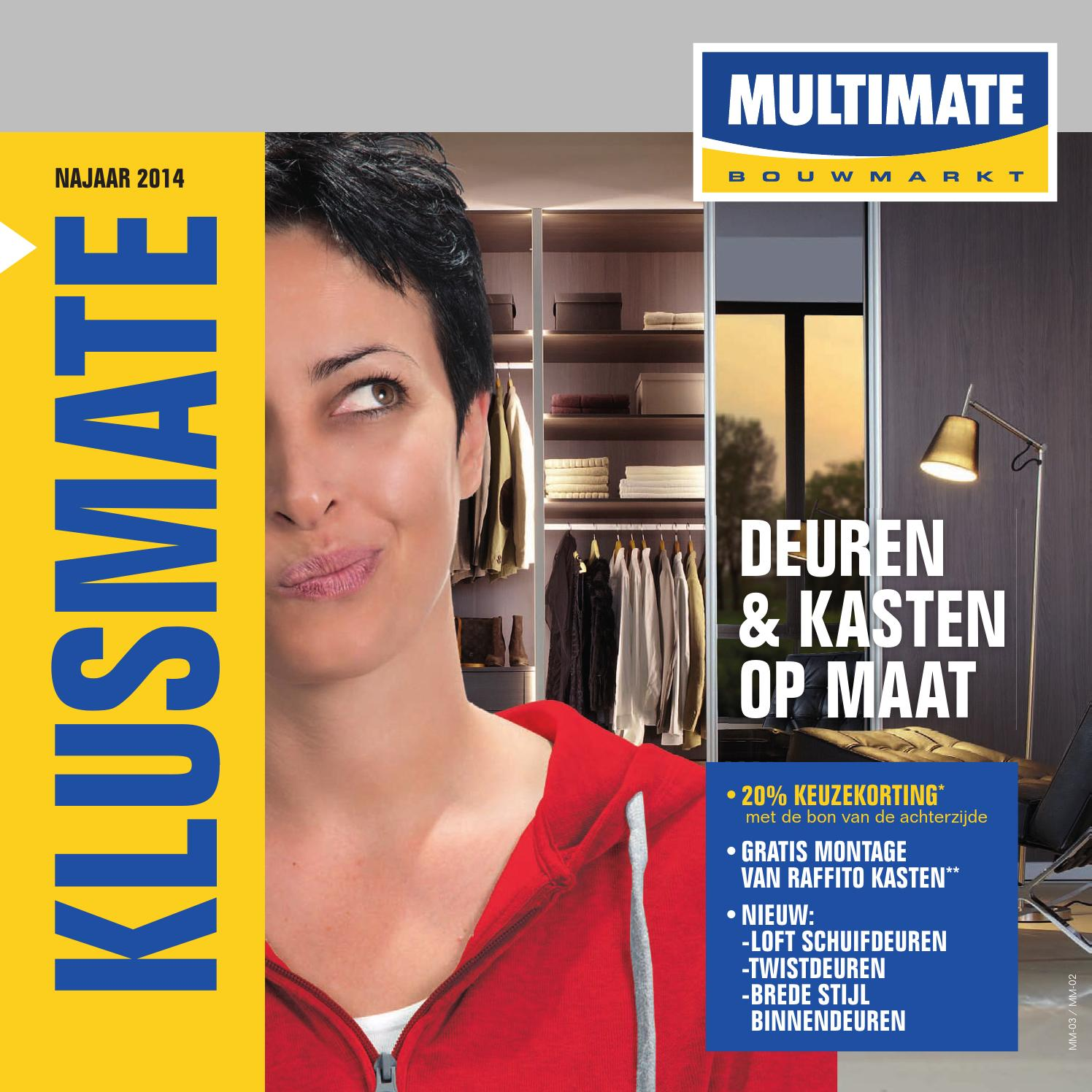 Multimate Deurenspecial By 2adore Deuren Issuu