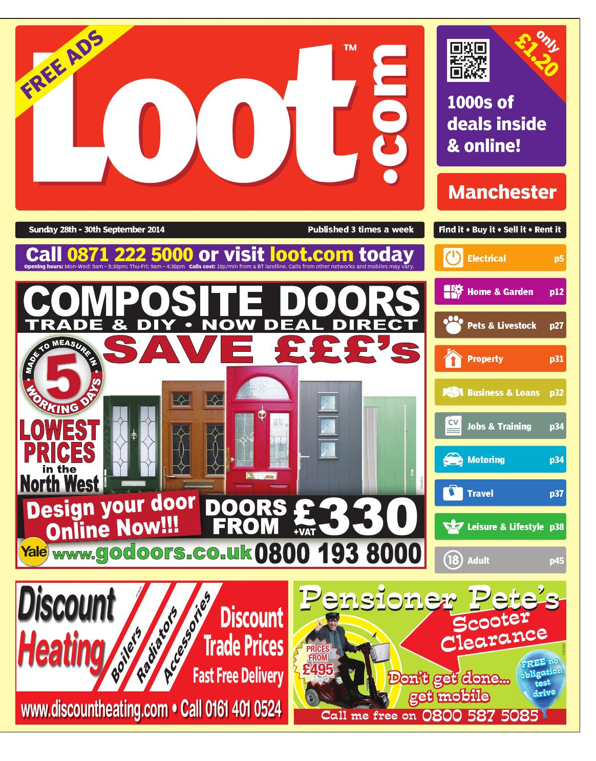 6c7bc7bc073f Loot Manchester 28th September 2014 by Loot - issuu