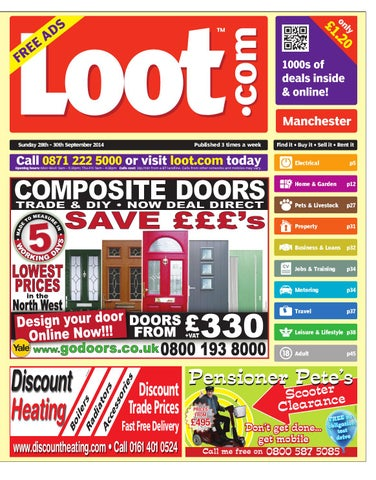 4fe8f4c847 Loot Manchester 28th September 2014 by Loot - issuu