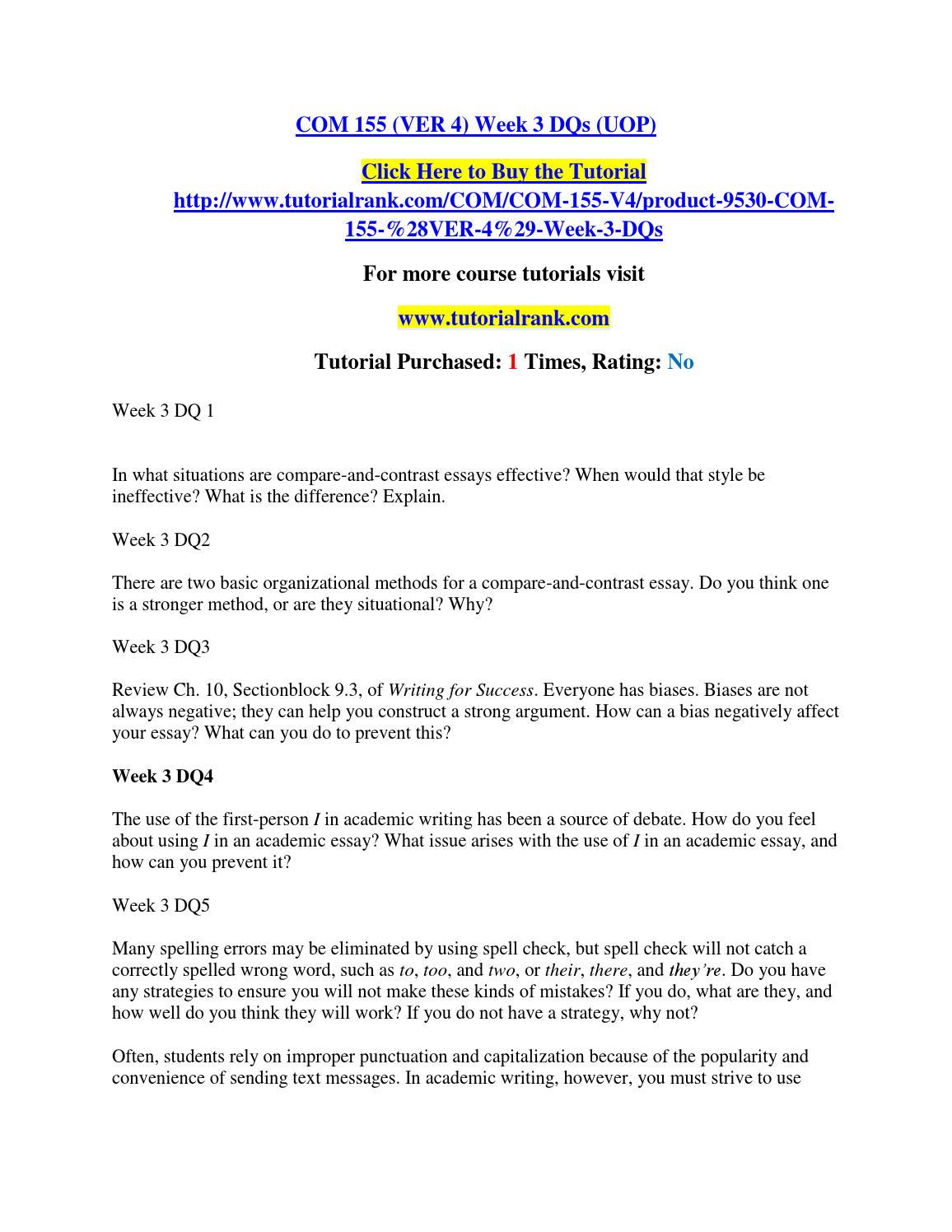 Essay about conservation of water