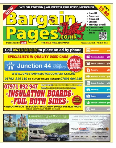 f53ab53aeba Bargain Pages Wales