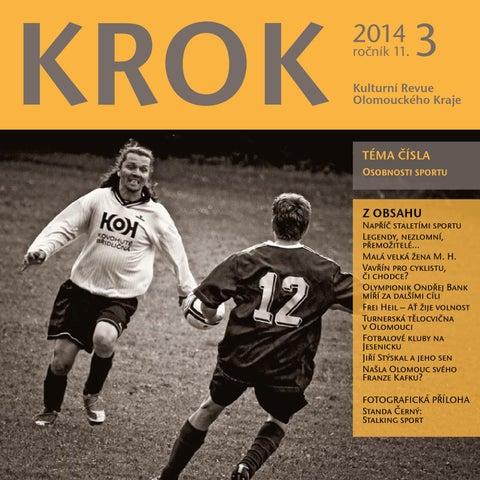 Krok 3 2014 by Vědecká knihovna v Olomouci - issuu 3114f70d5e