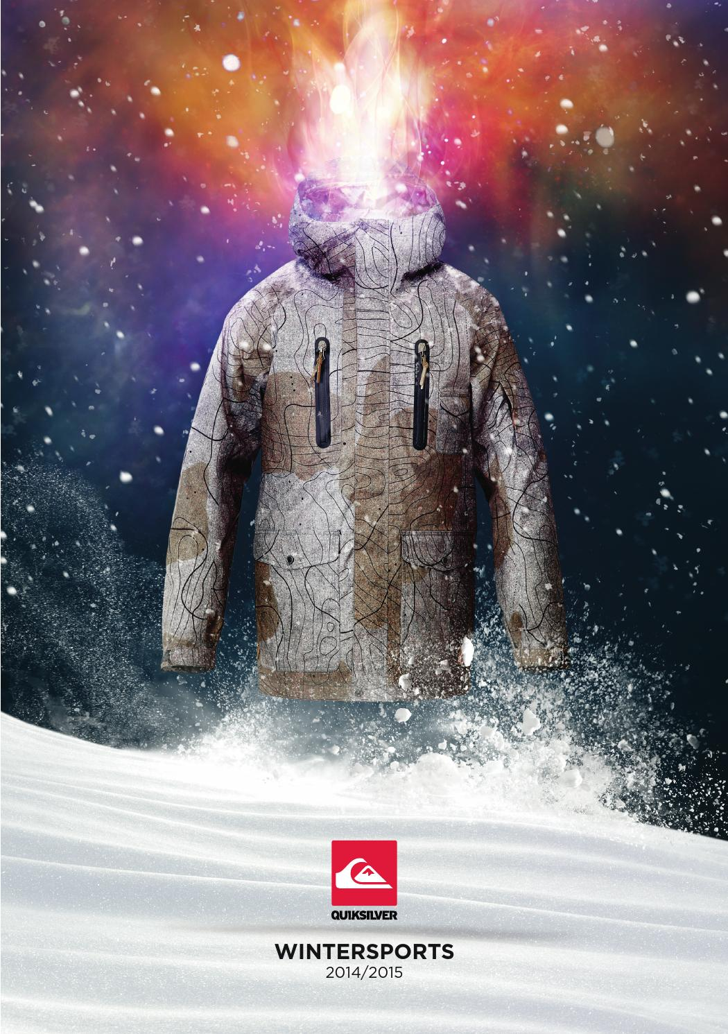 a784aa1c8bb snowsport.pl katalog Quiksilver Wintersports 2014 2015 by snowsport  snowsport - issuu