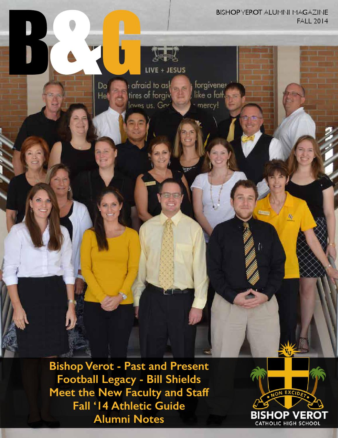 B g fall14 lr final by bishop verot catholic high school issuu fandeluxe Gallery
