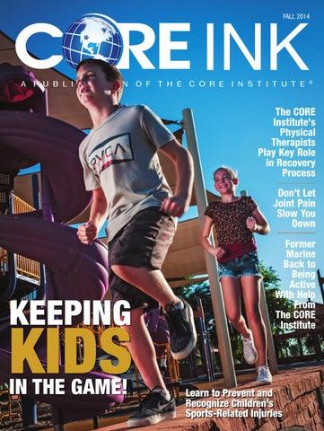 Core Ink - Fall 2014 - Arizona by Republic Media Content