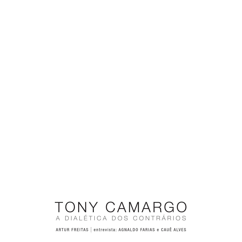 Tony Camargo  A Dialética dos Contrários by Tony Camargo - issuu a64d24f619