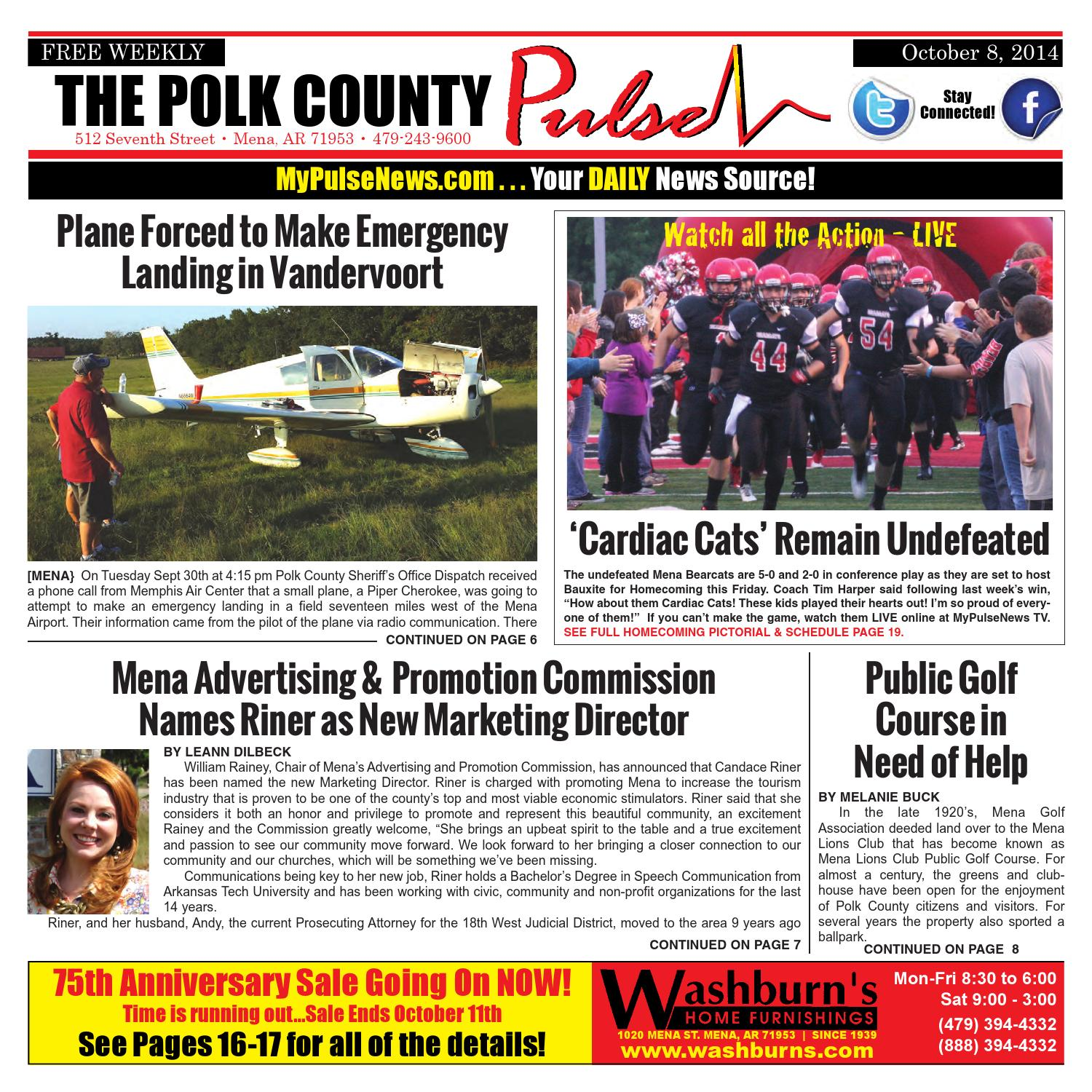 October 8th paper by The Pulse - issuu