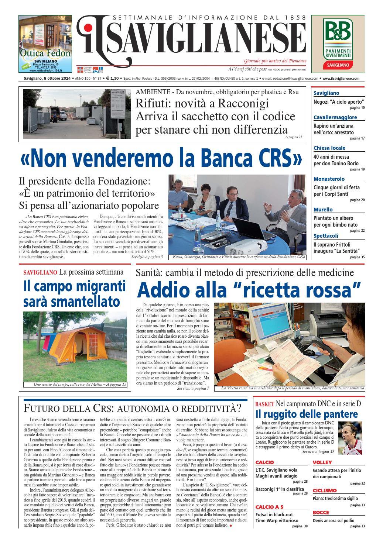 feb67f67a5 08 10 2014 by saviglianese - issuu