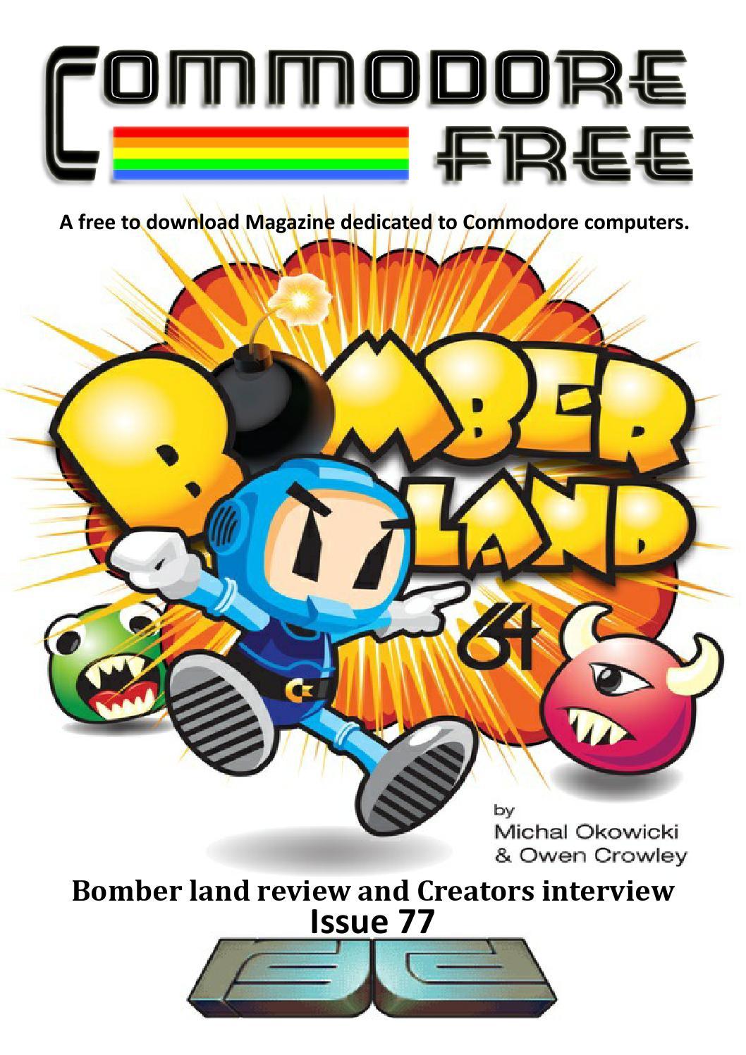 Commodore Free Issue 77 by Commodore Free Magazine - issuu