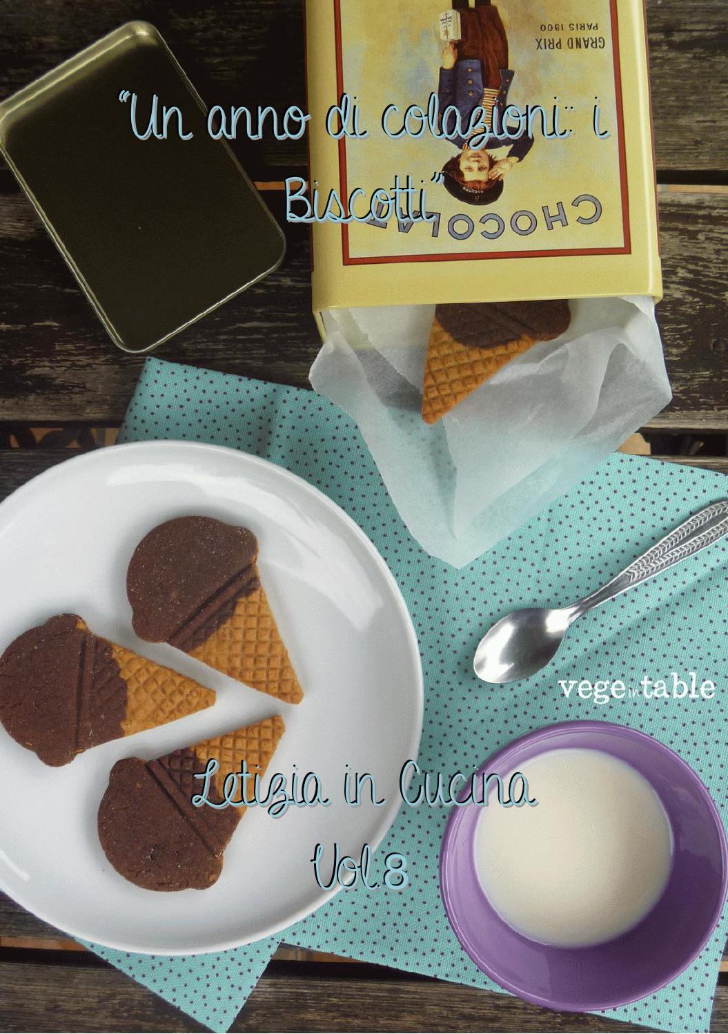 Raccolta di ricette di biscotti by Letizia in Cucina - issuu