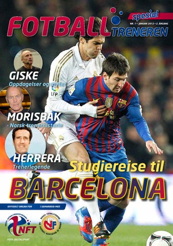 8f4a3b98 Fotballtreneren Spesial #1 2011 by DMT AS - issuu