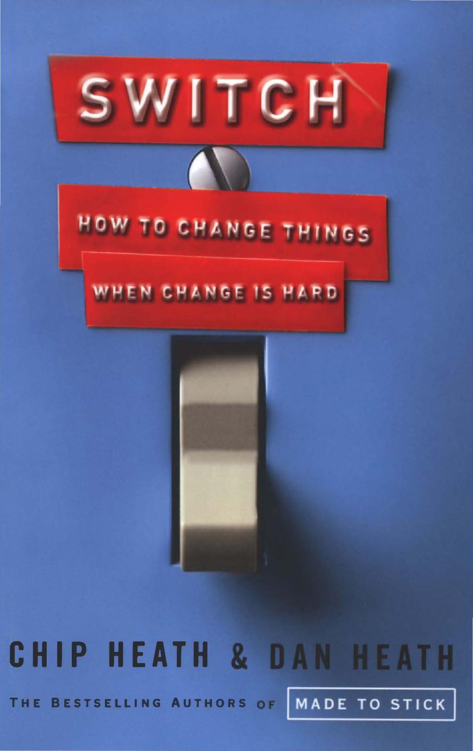 How to change things when change is hard by phuoc luong issuu fandeluxe Images