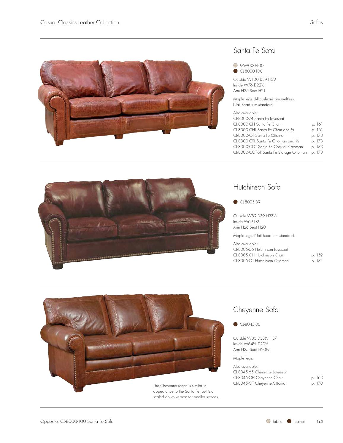 Astonishing Fine Upholstery Leather Catalog By Stickley By Stickley Pabps2019 Chair Design Images Pabps2019Com