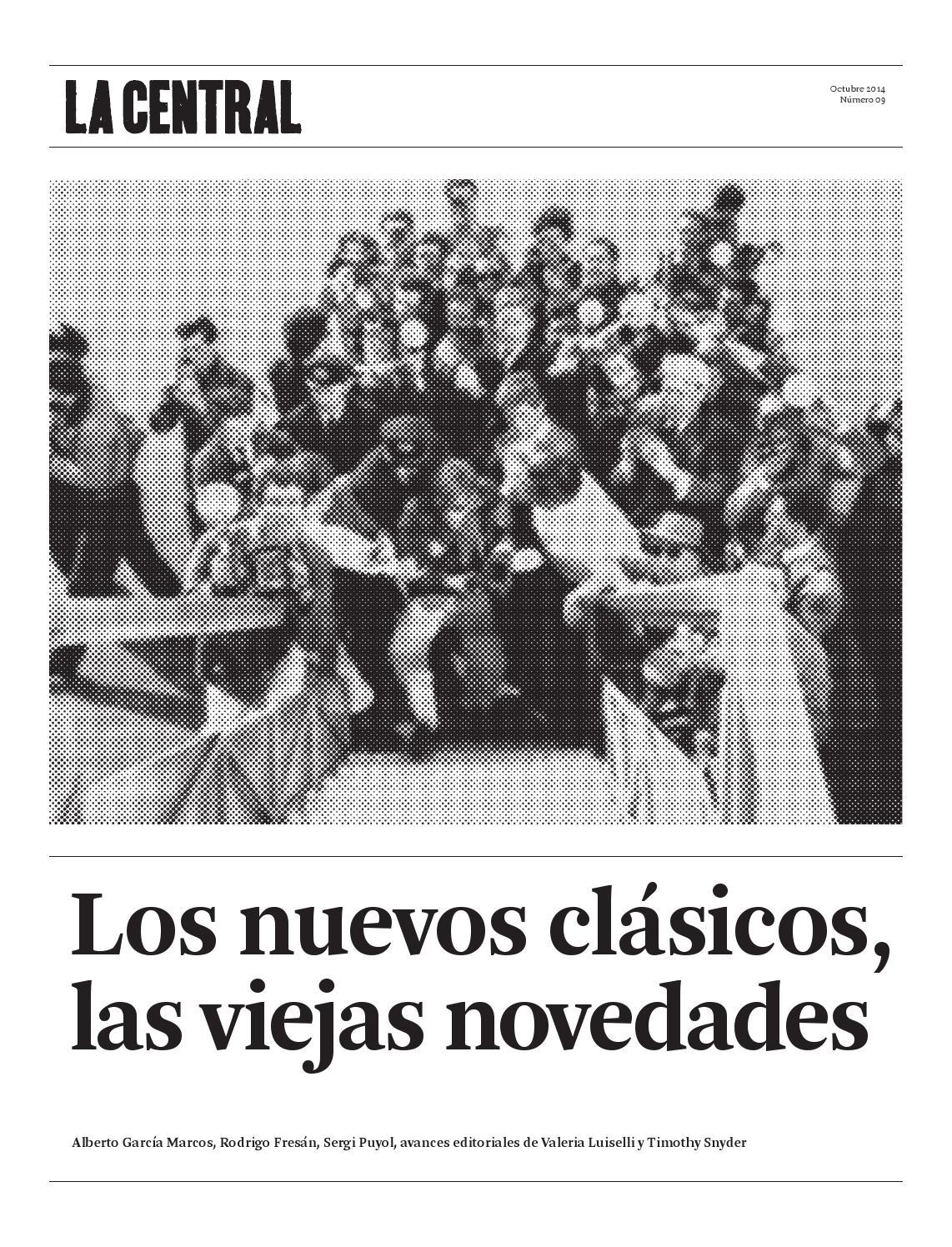 Periódico La Central. Octubre 2014 by webmaster LaCentral - issuu