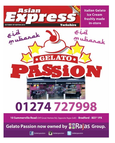 Asian Express Yorkshire October 1st Edition 2014 By Asian