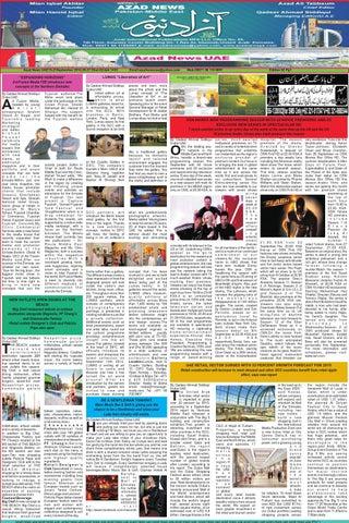 Azad News edition 62 by Azad News Middle East - issuu