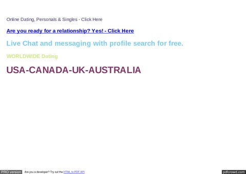most popular free dating site in australia