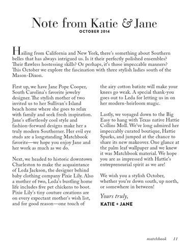 Matchbook Magazine, October 2014 by Matchbook Magazine - issuu
