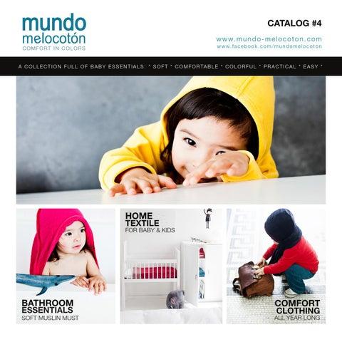 Mundo melocot/ón CPH Bettbezug f/ür Wiege